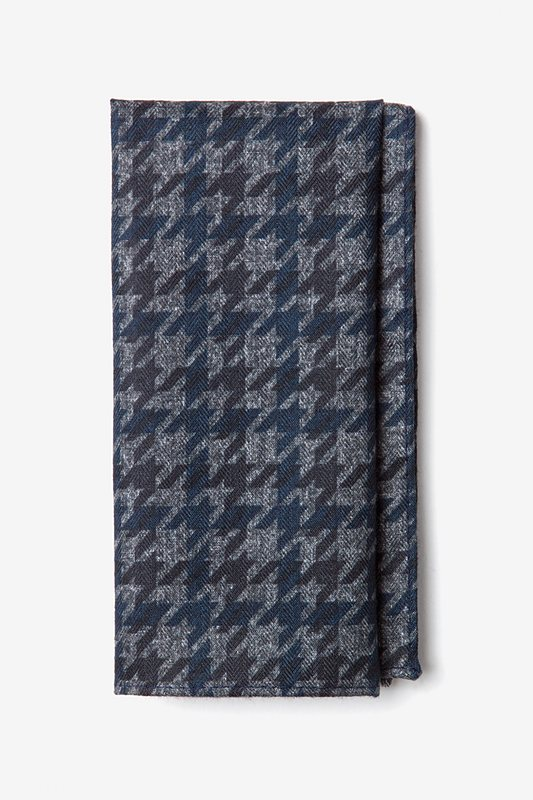 Chandler Navy Blue Pocket Square Photo (0)