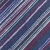 Navy Blue Cotton Eastlake Extra Long Tie
