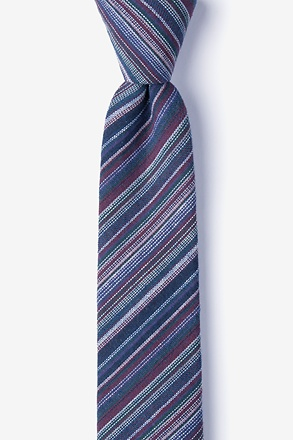 Eastlake Navy Blue Skinny Tie