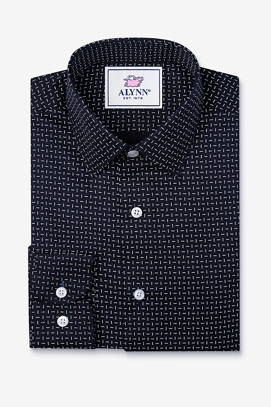 Finn Slim Fit Untuckable Dress Shirt