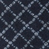 Navy Blue Cotton Glendale Extra Long Tie