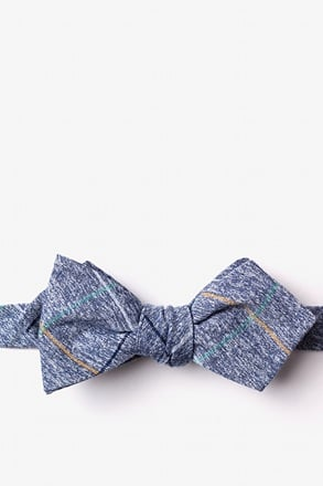 _Globe Diamond Tip Bow Tie_