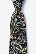 Grainger Navy Blue Extra Long Tie Photo (0)