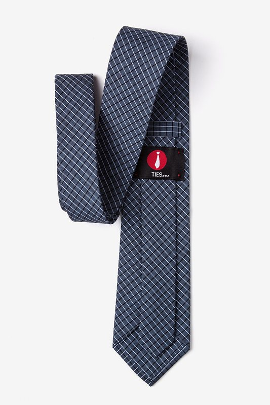 Holbrook Navy Blue Extra Long Tie Photo (2)