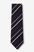 Houston Navy Blue Tie Photo (1)
