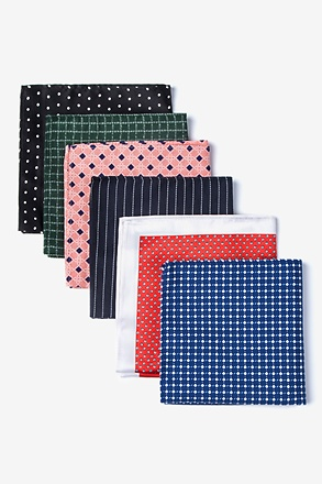 Impeccable Pocket Square Pack
