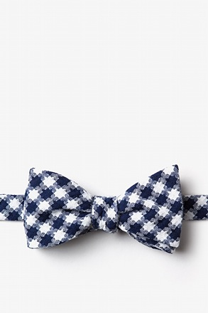 Kingman Butterfly Bow Tie