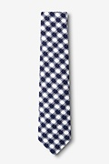 Kingman Navy Blue Tie Photo (1)