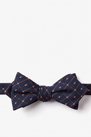 Pala Diamond Tip Bow Tie