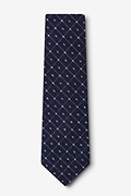 Pala Navy Blue Tie Photo (1)
