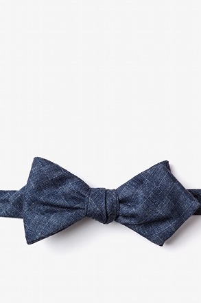 _Prescott Diamond Tip Bow Tie_