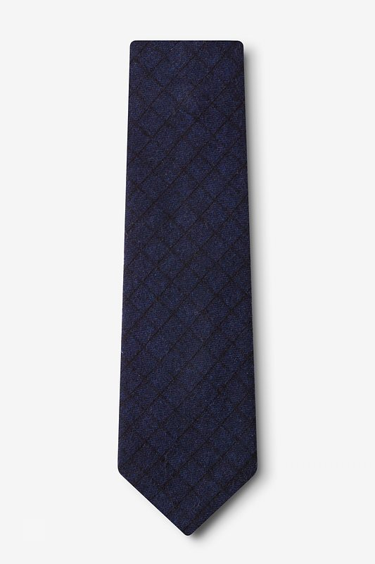San Luis Navy Blue Tie Photo (1)