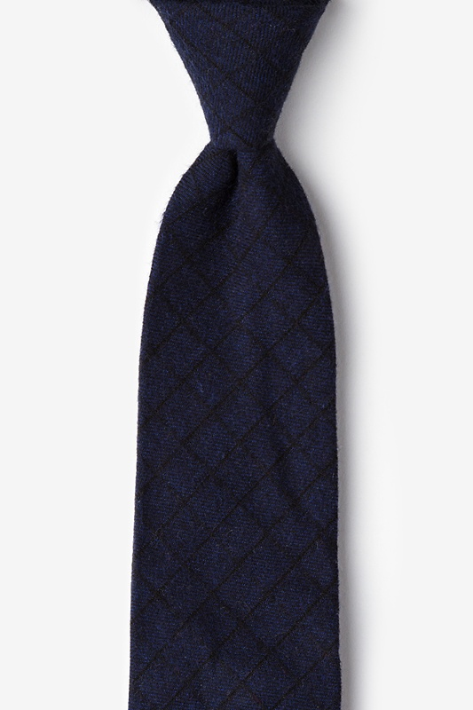 San Luis Navy Blue Tie Photo (0)