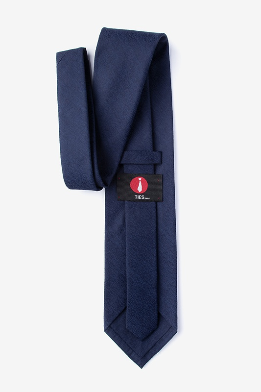 Tiffin Navy Blue Extra Long Tie