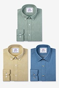 Weekend Vibes Navy Blue Shirt Pack Photo (0)