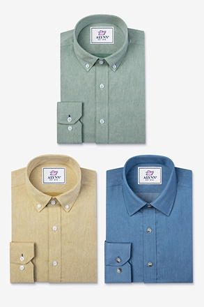 Weekend Vibes Navy Blue Shirt Pack