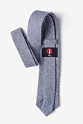 Westminster Navy Blue Extra Long Tie Photo (2)