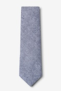 Westminster Navy Blue Tie Photo (1)