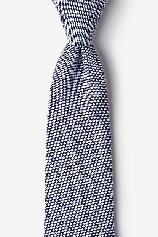 Westminster Navy Blue Tie Photo (0)