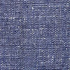 Navy Blue Cotton Wortham Pocket Square