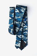 Camouflage Woodland Extra Long Tie