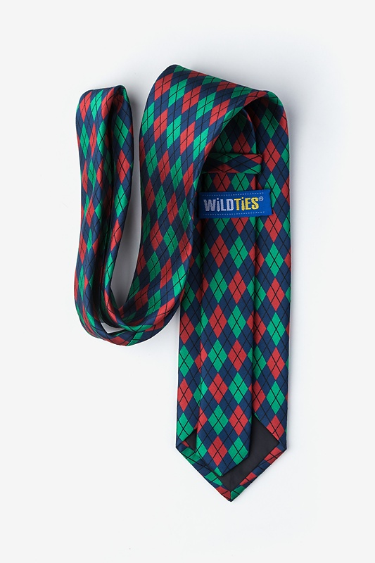 Christmas Argyle Tie Photo (2)