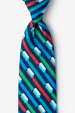 Dentists' Toothbrush Tie