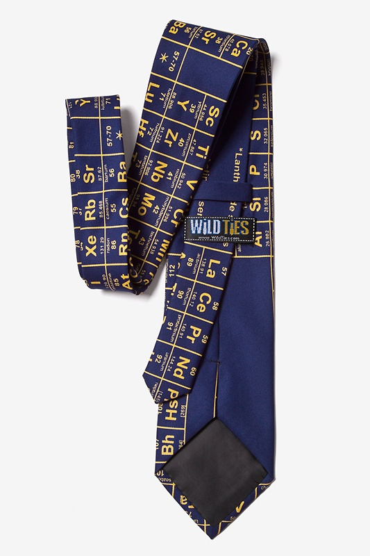 Elements Navy Blue Tie
