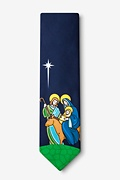 Jesus, Mary & Joseph Tie Photo (1)
