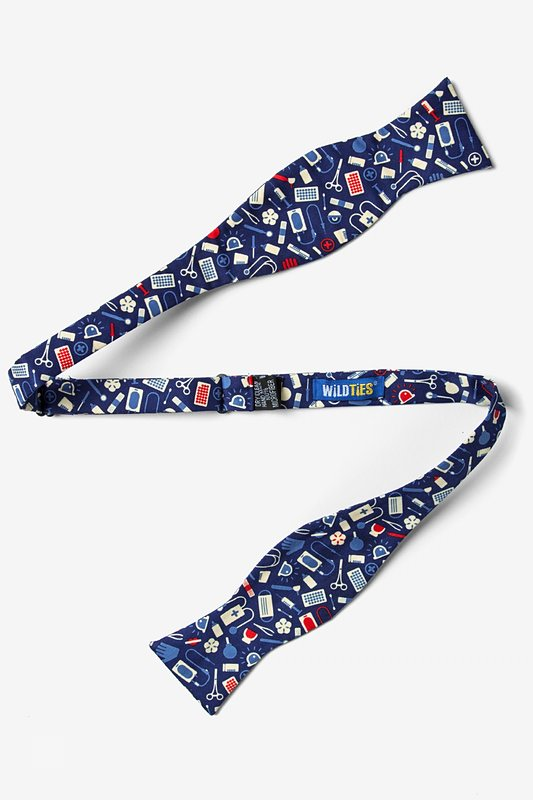 Medical Supplies Bow Tie