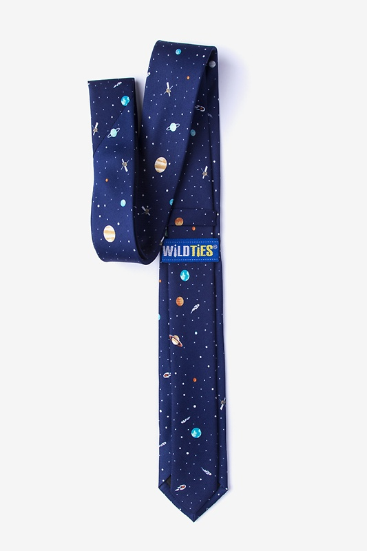 Outer Space Skinny Tie Photo (1)