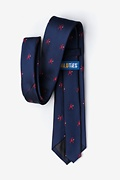 Scorpions Navy Blue Tie Photo (2)