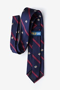 Ship Stripe Tie Photo (2)
