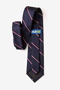 Understated Patriot Extra Long Tie