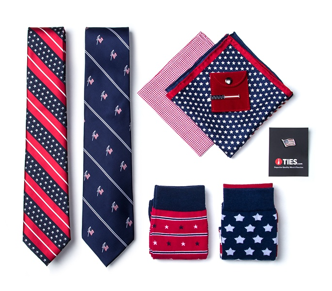 The Patriotic Pack Gift Box