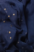 Star Studded Scarf by Scarves.com