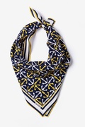 Anchor Accoutrement Navy Blue Neckerchief by Alynn
