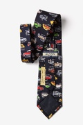 Antique Cars Tie Photo (1)