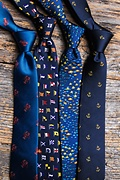 Back to School Skinny Tie
