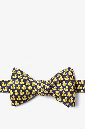 Bath Companion Self-Tie Bow Tie