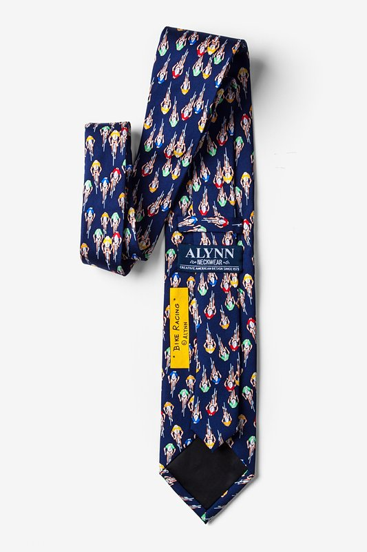 Bike Racing Tie