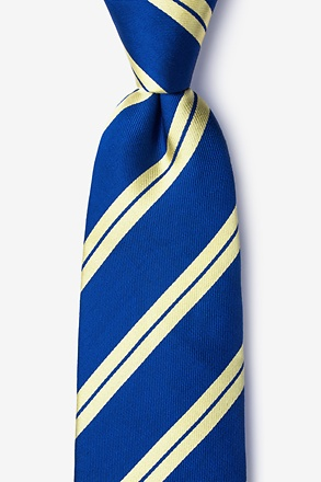 Blackwater Navy Blue Extra Long Tie