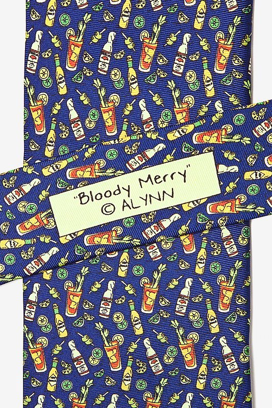 Bloody Merry Tie Photo (5)