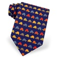 Box Turtles Tie by Alynn Novelty
