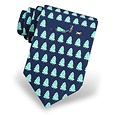 Bringing Home The Tree Tie by Eric Holch for Alynn Neckwear