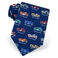 Classic Motorcycles Tie by Alynn Novelty