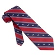Democratic Donkey Stripe Tie by Alynn Novelty