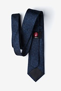 Devon Navy Blue Tie Photo (1)