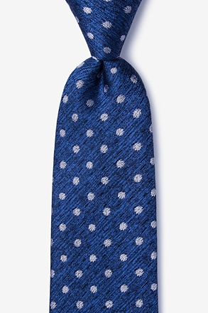 _Dutch Navy Blue Tie_