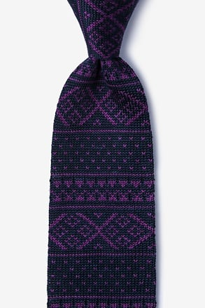 Other Patterns Knit Ties Ties